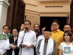 Jokowi Dapat Ucapan Selamat dari Erdogan Hingga PM Lee