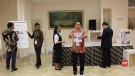 VIDEO: Jokowi Rengkuh 99 Persen Suara Pemilu di Vatikan