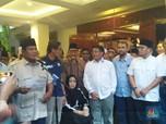Bareng Sandi, Ini Pernyataan Lengkap Prabowo soal Kemenangan