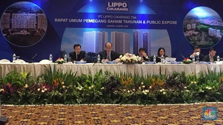 Lippo Cikarang Bidik Marketing Sales Rp 1 T, dari Mana Saja?