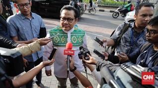 KPK Panggil Cak Imin Terkait Suap Proyek di Kementerian PUPR