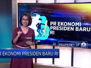 Ini Tugas Presiden Baru untuk Gapai Target Ekonomi