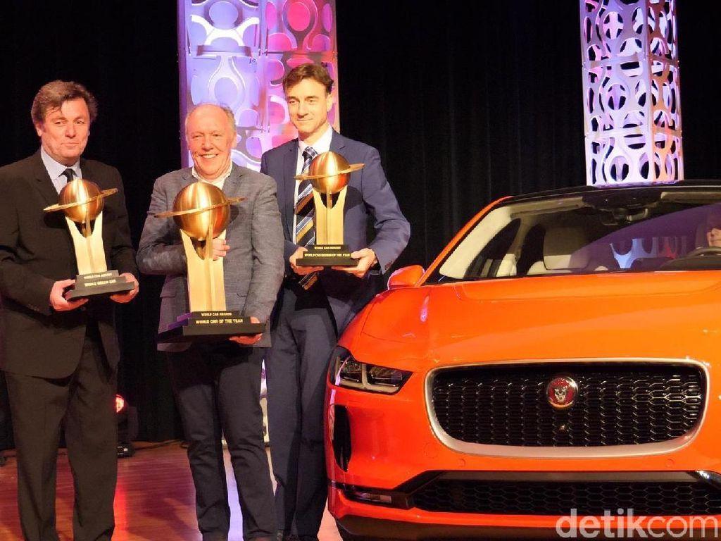 Mobil Listrik Jadi Mobil Terbaik Dunia
