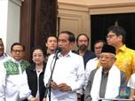 Menang 54,5% di Quick Count, Jokowi: Akurasinya 99%!