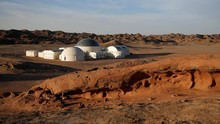 Peneliti Rekam Gempa Pertama di Mars
