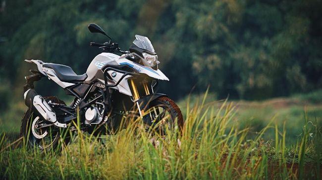 BMW G 310 GS Adventure Belum Ada Pesaing Serius di Indonesia