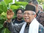 Pesan Lebaran Ma'ruf Amin: Kita Rajut & Bangun Indonesia