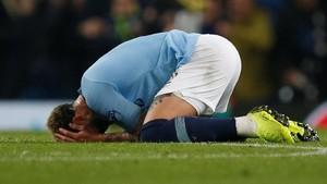 FOTO: Detik-detik Manchester City Menangis Karena VAR