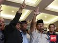 Prabowo Disebut Ikut Sujud Syukur Usai Jumatan di Istiqlal