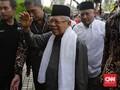 Menang, Jokowi-Ma'ruf Tunggu Gugatan Prabowo-Sandi ke MK