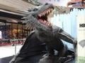 VIDEO: 'Akrab' dengan Viserion 'Game of Thrones' di Jakarta