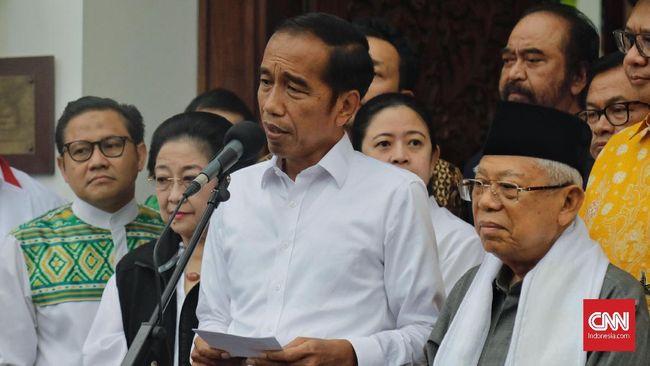 Jokowi Kecam Serangan Bom Paskah di Sri Lanka