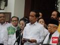 Jokowi: Akurasi Quick Count 99 Persen, Tapi Sabar Tunggu KPU
