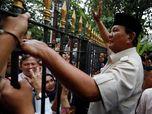 Real Count: Prabowo Ketinggalan 14,2 Juta Suara dari Jokowi