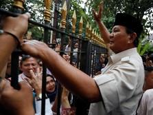 Isu Merebak, Prabowo Jadi Anggota Wantimpres Jokowi?