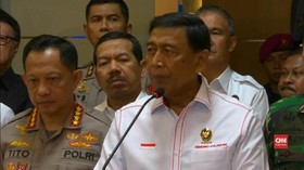 VIDEO: Wiranto Gelar Rapat Koordinasi Keamanan Pascapemilu