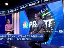 NPL Bank Jateng Masih 1,8%