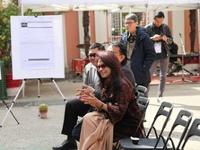 Real Count KPU Sudah 34% TPS, Prabowo-Sandi Masih 43,90%