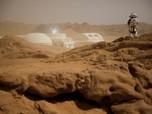Wah, 231 Ribu Orang Indonesia Bakal 'Terbang' ke Mars di 2020