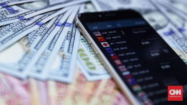 Tunggu Kebijakan BI, Rupiah Menguat ke Rp13.992 per Dolar AS