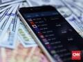 Rupiah Menguat Rp14.056 per Dolar AS pada Selasa Pagi