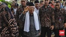 Ma'ruf Amin: Indonesia Kaya, Tapi Inovasi Iptek Tertinggal