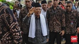 Tutup Muktamar, Cak Imin Juluki Ma'ruf Amin 'Ratu Lebah' PKB