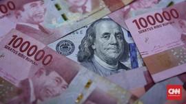 Dolar AS Keok, Rupiah Sentuh Rp13.990 pada Akhir Pekan