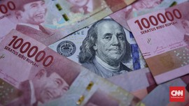 Rekonsiliasi Jokowi-Prabowo Bawa Dolar AS ke Bawah Rp14 Ribu