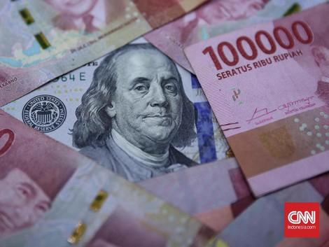 Rupiah Pagi Ini Menguat Tipis ke Rp13.980 per Dolar AS