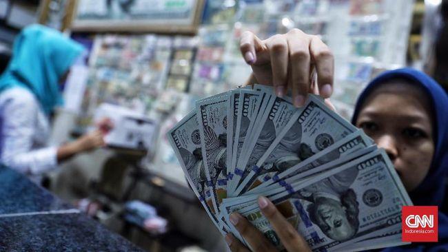 Rupiah Menguat Tipis ke Rp14.148 per Dolar AS di Akhir Pekan