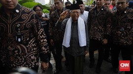 PKS Usul Ma'ruf Amin Pimpin Tobat Nasional Tangkal Corona