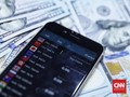 Aksi Tunggu Pasar Tekan Rupiah ke Rp14.255 per Dolar AS