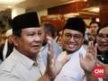 Polisi Siagakan Personel Amankan Acara Sujud Syukur Prabowo