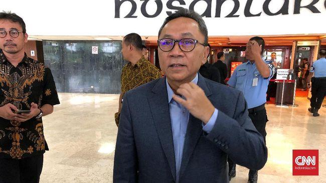 Diperiksa KPK, Zulhas Bantah Beri Izin Alih Fungsi Hutan