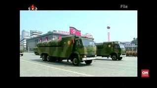 VIDEO: Kim Jong-un Awasi Uji Coba Senjata Taktis Baru Korut