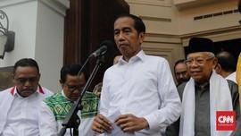 Real Count KPU 7,78 Persen: Jokowi 54,32, Prabowo 45,68