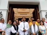 Jatah Menteri Jokowi dari Partai Cuma 45%, Golkar Cs Gelisah?