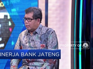Bank Jateng Jaga CAGR Nasabah 5-10%
