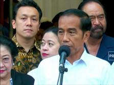 Yakin Menang, Ini Dia Victory Speech Joko Widodo