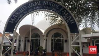 Polisi Bentuk Tim Khusus Usut Vandalisme Dua Masjid Cilandak