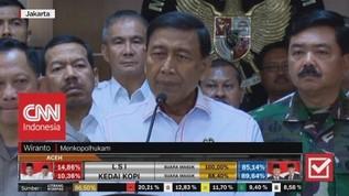 VIDEO: Rakor Pengamanan Pemilu Pasca-pencoblosan