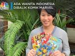 Keren! Ada Wanita Indonesia di Balik Komik Marvel