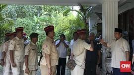 Purnawirawan Bertemu Prabowo: Siap Presiden!