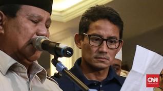 Politisi Gerindra Yakin Sandiaga Jadi Kader Lagi di Rakernas