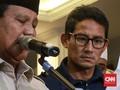 Singgung Keadilan, Sandiaga Ajak Rakyat Kawal Penghitungan