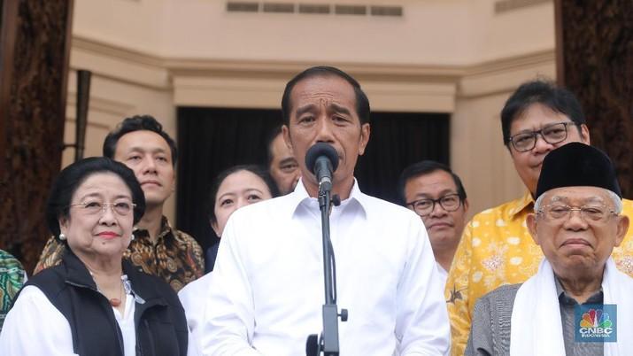 Jokowi Utus Seseorang Bertemu Prabowo, Ada Apa?