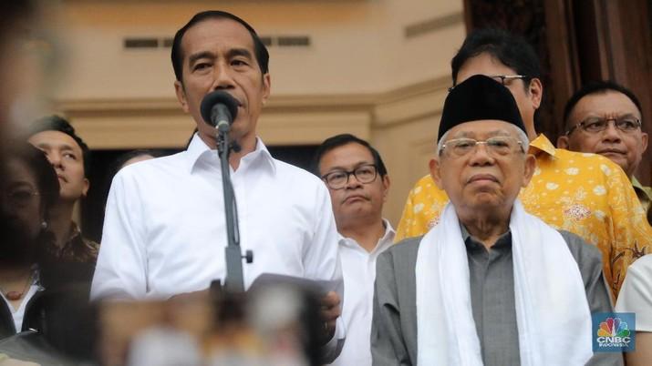 5 provinsi ini bisa dibilang juru kunci kemenangan Jokowi