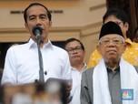 Unggul 15 Juta Suara, Jokowi 'Babat' Prabowo di 5 Provinsi