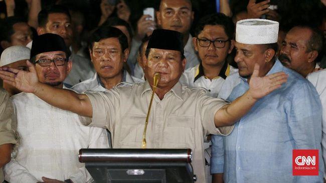 Manuver PAN-Demokrat dan Sinyal Keretakan Koalisi Prabowo